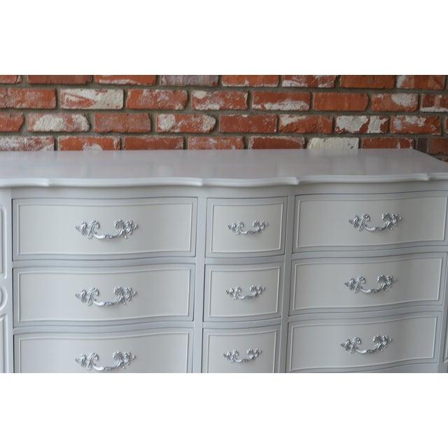 Image of Vintage Drexel French Provincial Dresser