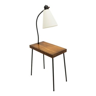 Rare David Wurster Lamp Table for Raymor