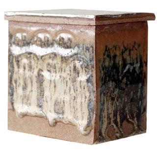 Artisan Studio Pottery Box