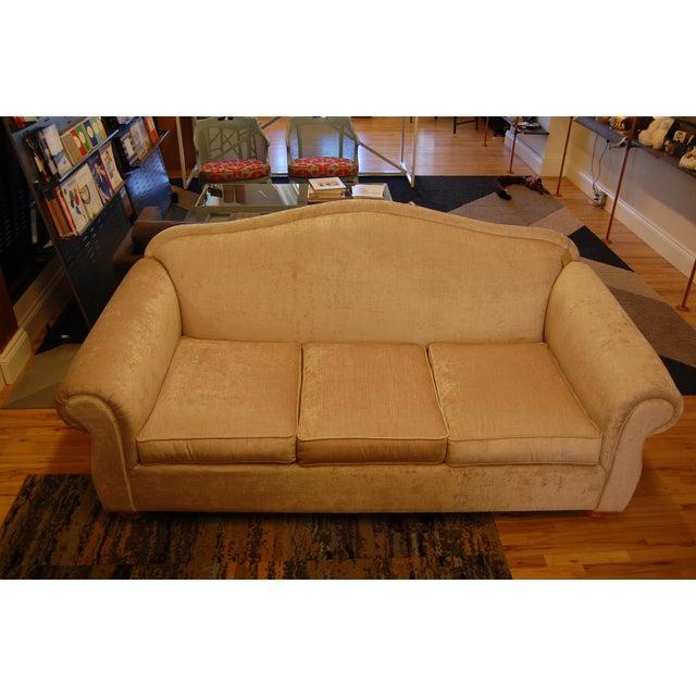 Image of Camelback Sofa
