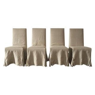 Maxalto Peplo Dining Chairs - 4
