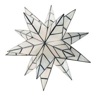 Handmade Capiz Shell Star