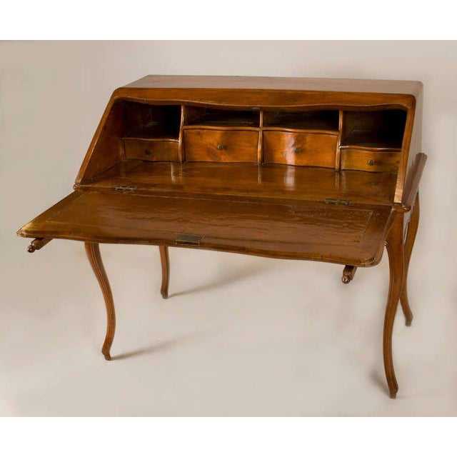 Circa 1825 French Slant Front Writing Desk - Image 2 of 7