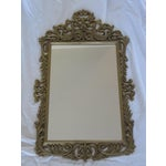 Image of Burwood Gold Rocco Mirror
