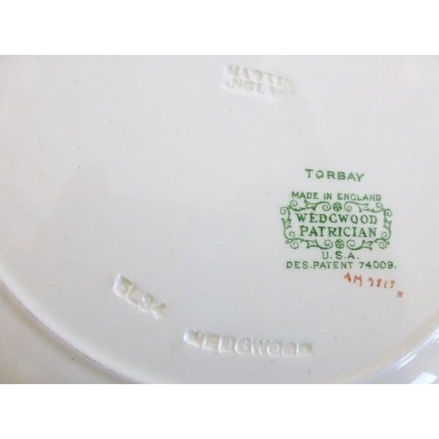 Wedgwood Creamware Dinner Plates - Set of 7 - Image 9 of 11