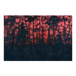 Stephen Remick Sunset Painting