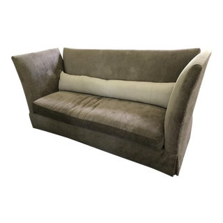 Lee Industries Sagging Ridge Sofa, McAlpine Collection