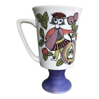 Vintage Corsica Arnart Mug