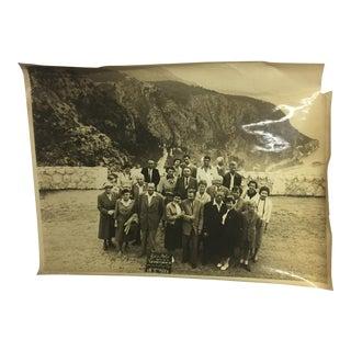 1955 Nice en Italie Tour Photo