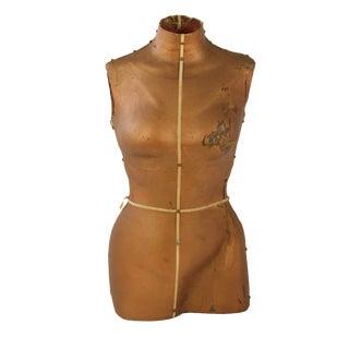Vintage Singer Dress Form