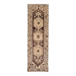 "Apadana - Vintage Persian Rug, 3'1"" x 9'10"""