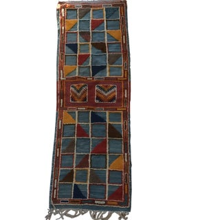 Handmade Moroccan Rug - 2′4″ × 6′9″