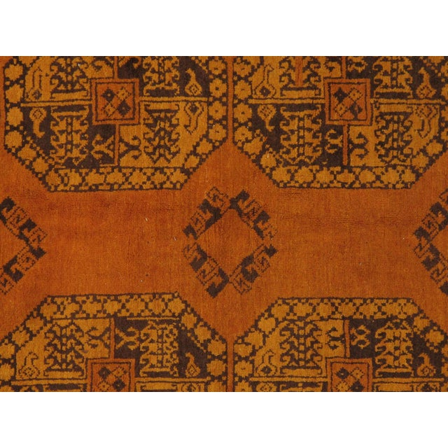 """Pasargad Vintage Yamoud Area Rug - 10' 1"""" X 12' 9"""" - Image 2 of 3"""
