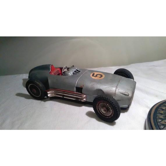 Vintage Toy Race Car 43