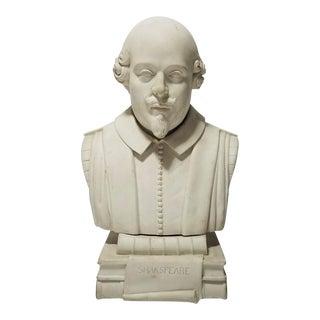 Ceramic Shakespeare Bust