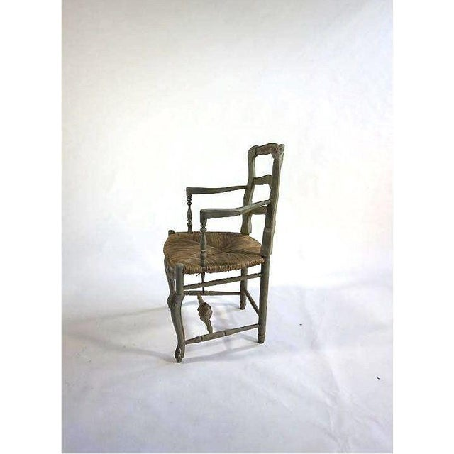 Pierre Deux-Style Settee & Chairs - Image 2 of 7