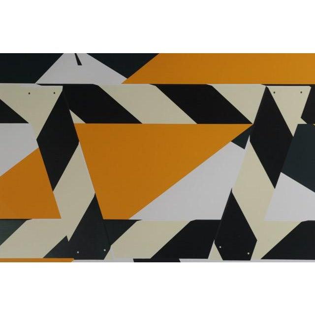 "Allan d'Arcangelo ""Bridge Barrier"" Screenprint - Image 3 of 8"