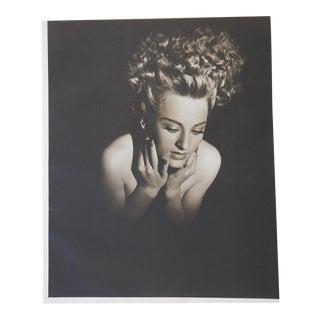 C.1941 Vintage Nude Parisian Women Photogravure