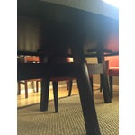 Image of Christian Liaigre Oval Dining Table