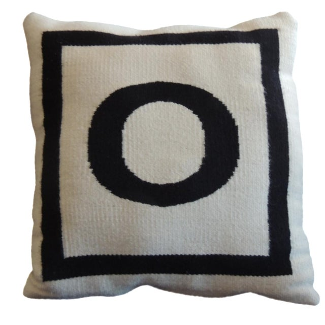 Jonathan Adler Woven Pillow - Image 1 of 4