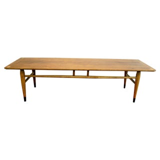 Mid-Century Lane Surfboard Coffee Table