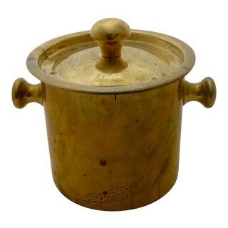 Vintage Mid-Century Stelton Style Ice Bucket