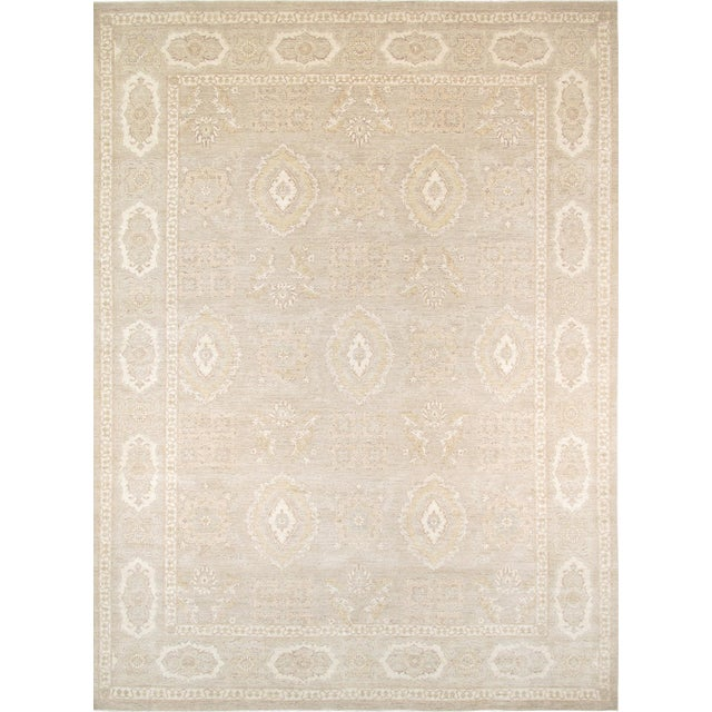Image of Pasargad Ferehan Area Rug - 10′1″ × 13′7″