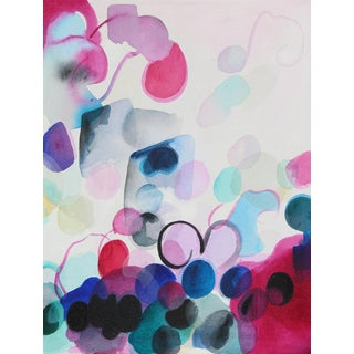 Lollipop Abstract Painting