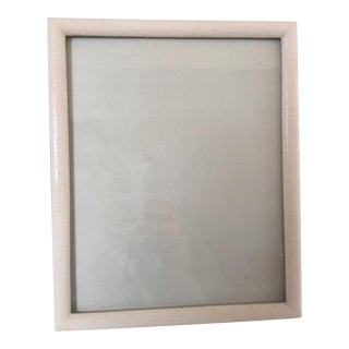 Shagreen Light Pink Frame