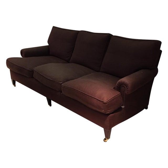 George Smith Sofa Chairish