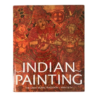 Indian Painting Art Book