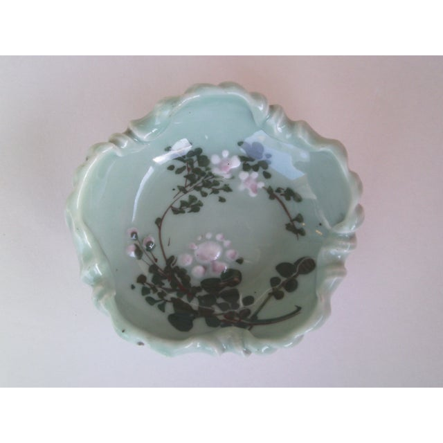 Hand Formed Celadon Bowl - Image 2 of 7