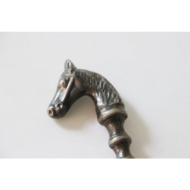 Silver Horse Head Bottle Opener - Image 3 of 3