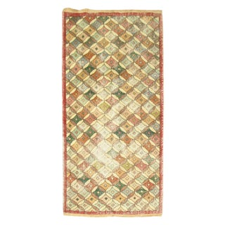 Turkish Deco Rug - 3'10'' X 7'3''