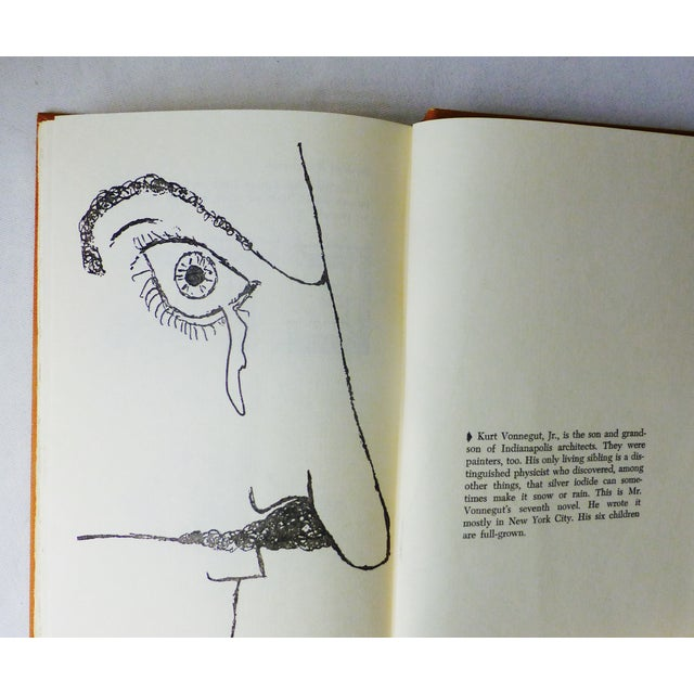 Image of Breakfast of Champions Book by Kurt Vonnegut, 1973