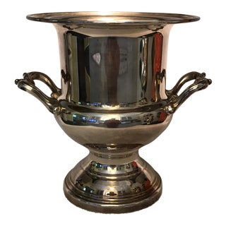 Kent Silversmiths Silverplate Champagne Bucket