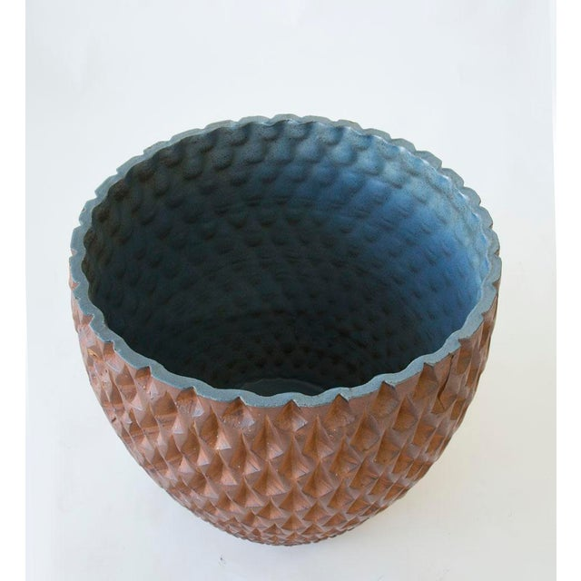 Phoenix Planter by David Cressey - Image 4 of 8