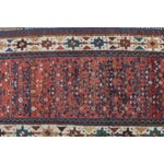 "Image of Mint West Persian Kurdish Antique Rug - 3'4"" X 11'"