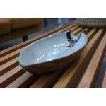 Image of Large Tackett Ceramic Fish Platter