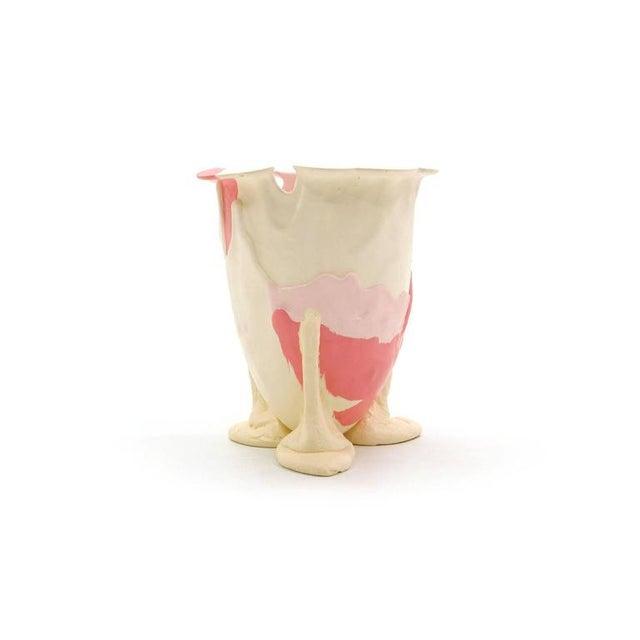 Rare, Limited Edition Pink Amazonia Vase by Gaetano Pesce, Fish Design - Image 3 of 8