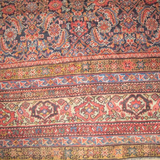 Image of Fereghan Carpet with Classic Herati Design