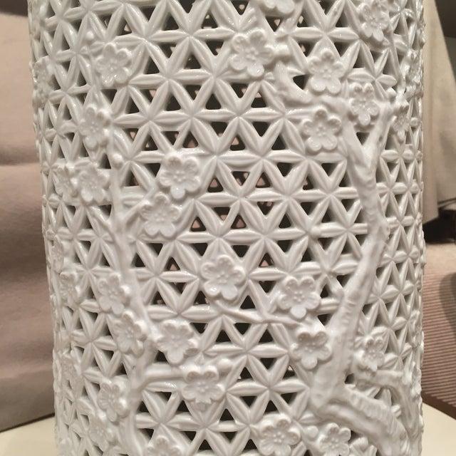 Blanc De Chine Vase - Image 4 of 5