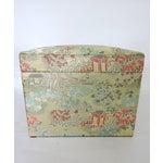 Image of Oriental Brocade Jewelry Box