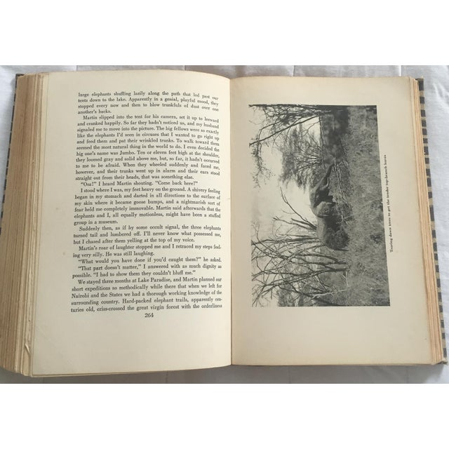 1940 I Married Adventure, Zebra Bound Display Book - Image 7 of 10