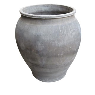 Large Charcoal Vessels, China, Contemporary