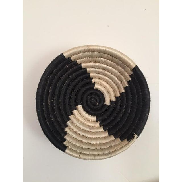 Woven Tribal Basket/Bowl - Image 2 of 4