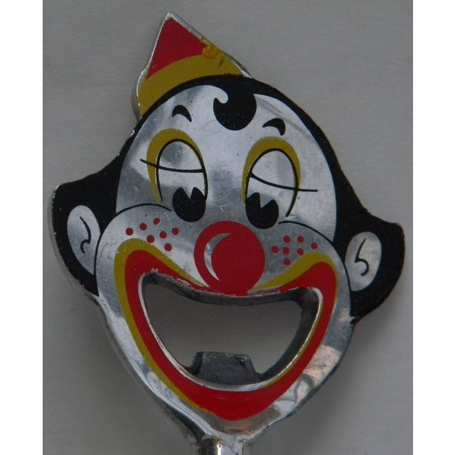 1950s Vintage Clown Corkscrew & Beer Bottle Opener - Image 3 of 10