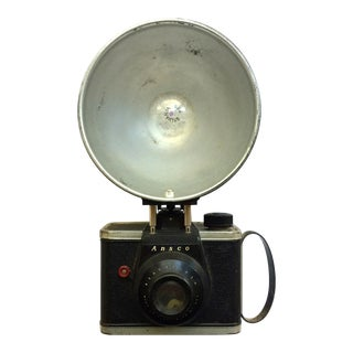 Vintage Ansco Readyflash Camera