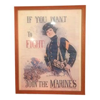 Mid-Century Marine Print