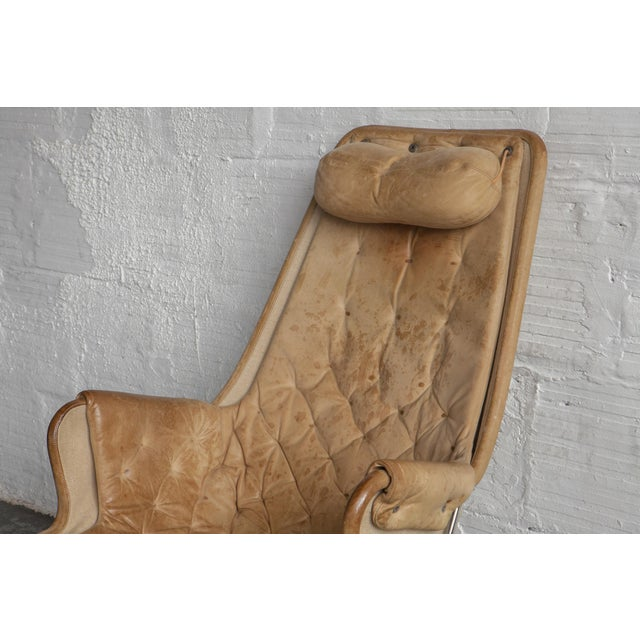 """Bruno Mathsson """"Jetson"""" Lounge Chair - Image 7 of 7"""